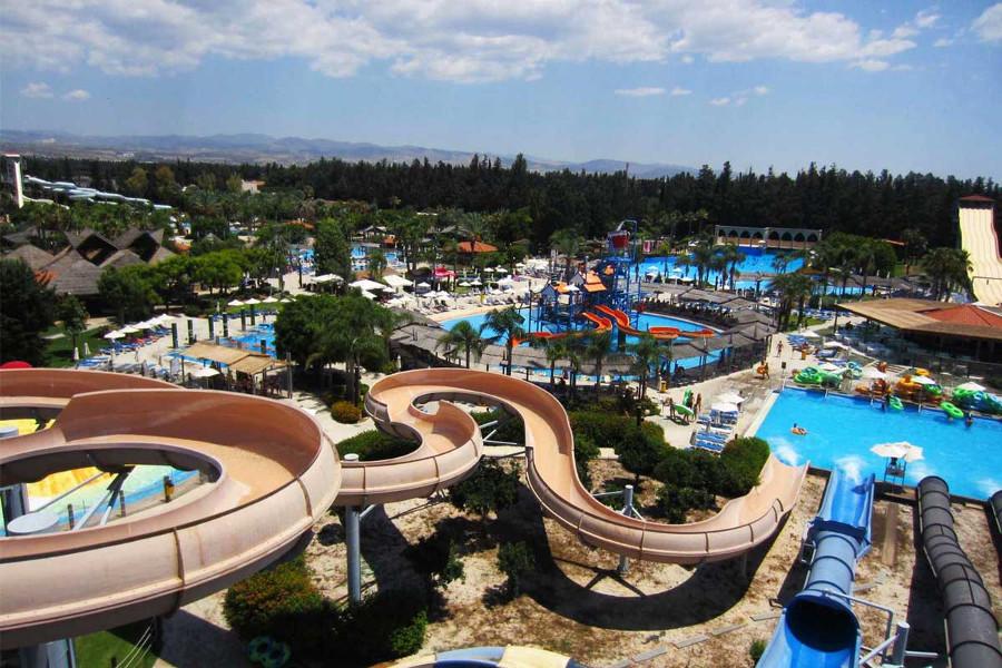 Fasouri Limassol waterpark