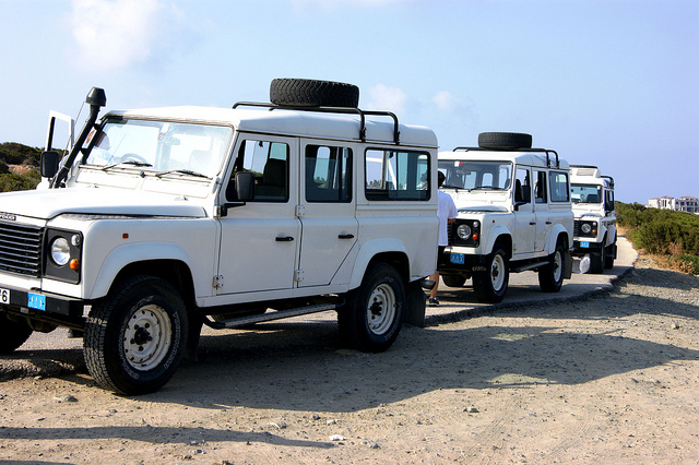 Jeep Safari Akamas